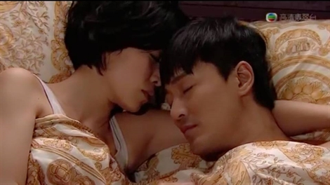 'Rớt tim' với cảnh quay tình cảm giữa Lâm Phong và Xa Thi Mạn