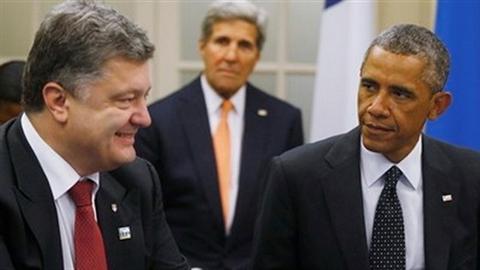 Mỹ khước từ cung cấp vũ khí sát thương cho Ukraine