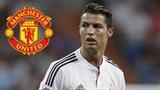 Cấm hành nghề Zidane, M.U chi 1 tỷ bảng để có CR7