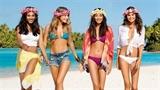 Điểm danh những hãng hàng không dùng người mẫu bikini quảng cáo