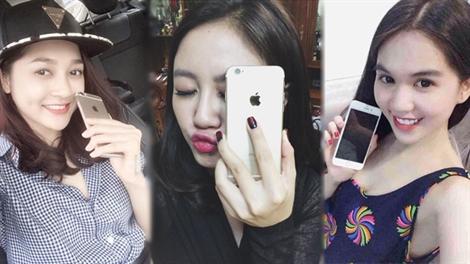 Sao Việt nào sở hữu Iphone 6 sớm nhất Việt Nam?