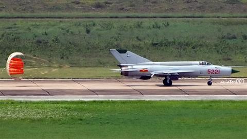 Khám phá radar trang bị trên MiG-21 Việt Nam
