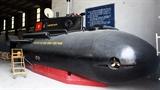 Cận cảnh những cải tiến mới của tàu ngầm Trường Sa 01