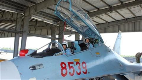 Su-30MK2 mới của Việt Nam mạnh không kém Su-35 TQ