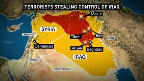 Trung Quốc đố kị Mỹ trong vụ IS