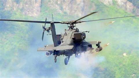 Sợ mất đồng minh,Mỹ vội giao trực thăng Apache cho Ai Cập