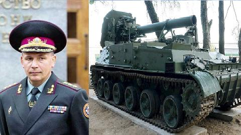 """Nga khuyên Bộ trưởng Quốc phòng Ukraine học """"huấn luyện tân binh"""""""
