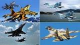 So tài Su-30MK2 Việt Nam với Su-35 Trung Quốc