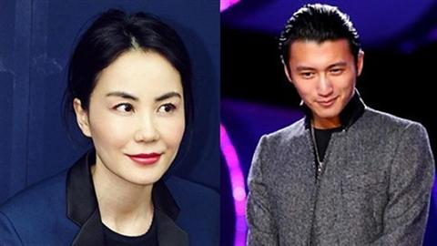 Vòng tình cảm 'lẩn quẩn' của Tạ Đình Phong và Vương Phi
