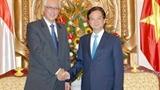 Singapore là đối tác thương mại-đầu tư lớn của Việt Nam