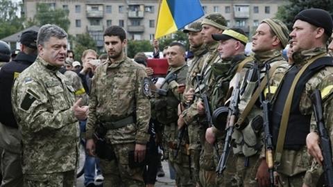 Ukraine có bình định được miền Đông với vũ khí phương Tây?