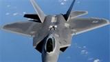 Ẩn ý của Mỹ khi đưa F-22 Raptor lâm trận chống IS