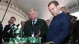Động thái mới giữ vai cường quốc vũ khí của Nga