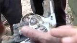 CSGT bị đối tượng cướp súng trong khi vây bắt