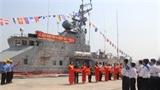 Quân chủng Hải quân tiếp nhận tàu pháo HQ-275