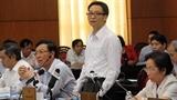Đổi mới SGK: PTT Vũ Đức Đam bàn kỹ với Bộ GD