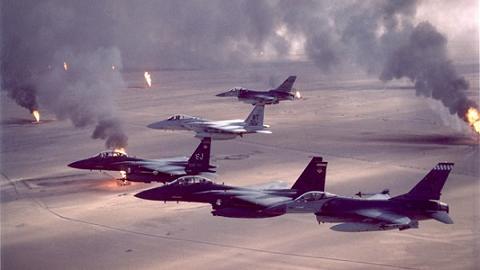 7 năm 7 cuộc chiến của 'Sứ giả hòa bình Washington'