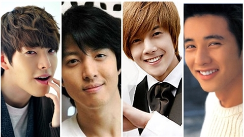 8 anh chàng là 'người thứ ba' nhưng 'được thương' trong phim Hàn