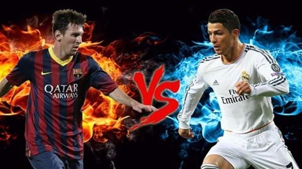 So sánh Ronaldo với Messi qua 30 bàn thắng