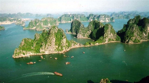 Cáp treo xuyên vịnh Hạ Long:Nhất định không được làm!