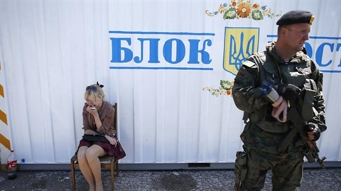 Ukraine đã bị khuất phục và đầu hàng!