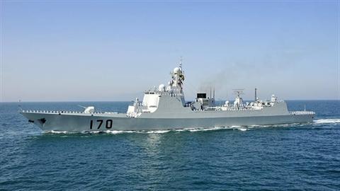 Tàu khu trục TQ dùng động cơ chất lượng kém của Ukraine