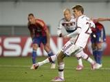 """Highlights: CSKA Moscow 0-1 Bayern Munich: Bản lĩnh """"hùm xám"""""""