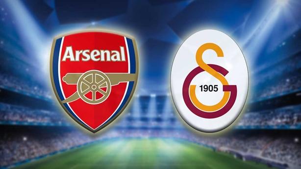 01h45, 02/10/14; Arsenal - Galatasaray (TNK): Náo loạn London