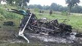 Ấn Độ rơi trực thăng quân sự, 3 người tử nạn