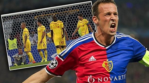 Highlights: Basel 1-0 Liverpool: Kị dơ