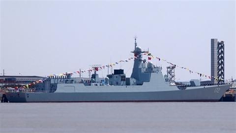 Sức mạnh chiến hạm 'Aegis Trung Quốc' tập trận tại Biển Đông