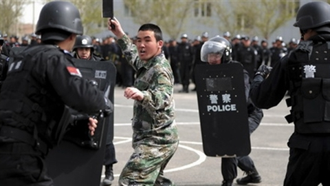 Trung Quốc đã sẵn sàng sát cánh Mỹ chống khủng bố?