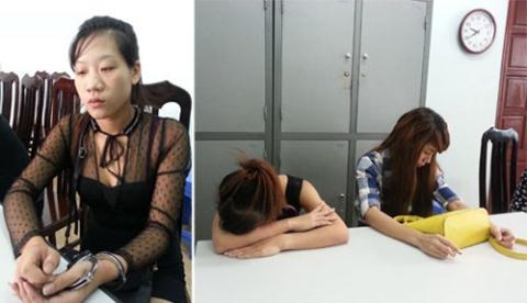 Tú bà' 17 tuổi cầm đầu ổ mại dâm 9X tiền triệu