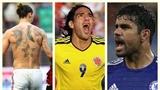Top 5 trung phong xuất sắc nhất thế giới hiện nay