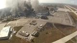 EU dọa Nga chưa dứt, sân bay Donetsk lập tức thất thủ