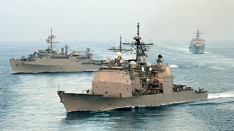 Mỹ-Philippines đang 'dằn mặt' Trung Quốc trên biển Đông?