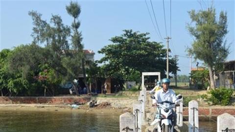 Những ám ảnh bên cây cầu 'tử thần' ở Quảng Nam