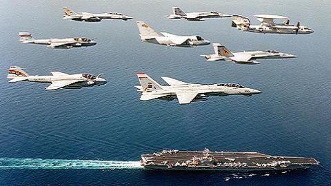 """""""AirSea Battle"""": Mỹ sẽ """"làm mù"""" TQ trong đòn đánh đầu tiên"""