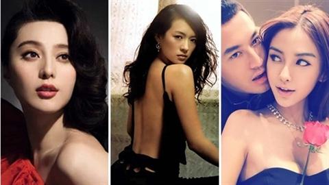 7 mỹ nhân Hoa ngữ càng bị 'mắng chửi' càng nổi tiếng