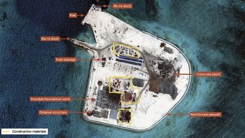 Quốc hội nghe báo cáo việc Trung Quốc xây đảo trái phép