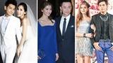 5 cặp đôi 'Hoàng tử, lọ lem' đình đám của showbiz Hoa ngữ