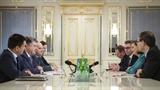 Mỹ giúp Ukraine: Lời hứa