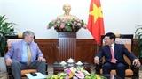 Việt Nam-Nga tiếp tục hợp tác an ninh quốc phòng