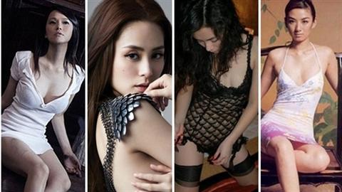 8 mỹ nhân Hoa ngữ bị gắn mác 'dâm phụ' Phan Kim Liên