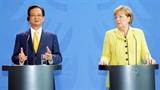 Đức quan tâm vấn đề Biển Đông