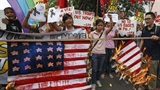Philippines bắt giữ 5 tàu hải quân Mỹ