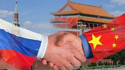 Trung Quốc-EEU:Đôi cánh chống phương Tây của 'đại bàng Nga'