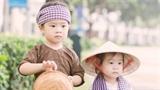 Bộ ảnh 'Hai Lúa lên Sài Gòn' siêu đáng yêu của Rio và Cherry