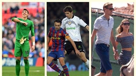 Top 5 'cây sào' nổi tiếng của bóng đá thế giới
