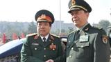 Đại tướng Phùng Quang Thanh hội kiến Quân ủy TW Trung Quốc